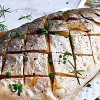 #一人一道拿手菜#烤金鲳鱼的做法图解16
