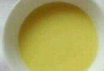 玉米乳的做法