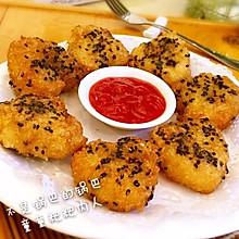 剩饭也能高大上-脆香炸米饼
