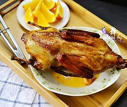 奥尔良烤鸭