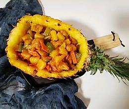酸酸甜甜的•菠萝咕咾肉的做法