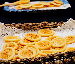 罗马盾牌~杏仁饼干的做法