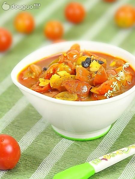 香辣番茄酱——面条好伴侣的做法
