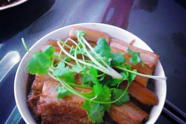 梅干菜蒸肉的做法