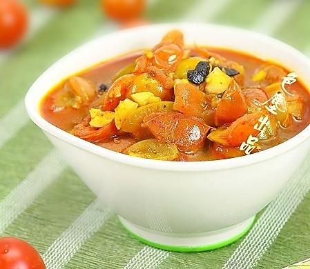 香辣番茄酱——面条好伴侣