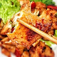 香煎黑椒鸡胸肉(少油低脂)的做法图解9