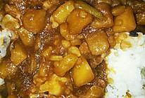 土豆盖饭的做法