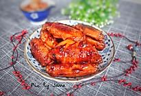 南乳鸡翅#樱花味道#的做法