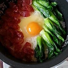 煲仔饭(电饭锅版)