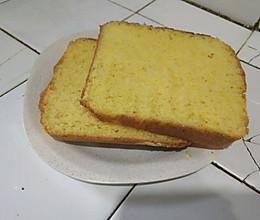 面包机一键南瓜土司面包的做法