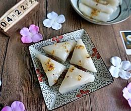 水晶桂花糕的做法