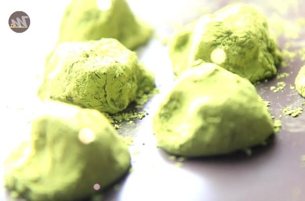 绿茶控—绿茶松露巧克力的做法