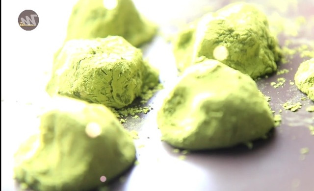 绿茶控—绿茶松露巧克力