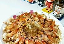 富贵开运虾的做法