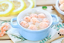 冬瓜虾丸汤的做法