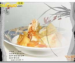 潮汕特色小吃炸普宁豆腐的做法