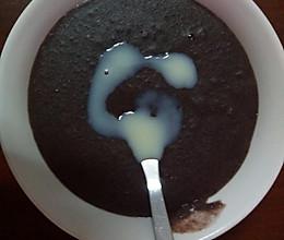 紫米南瓜椰奶露。简单易做的做法