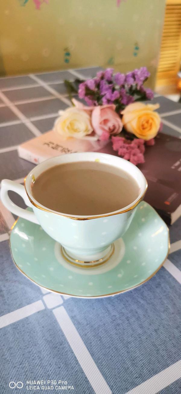 焦糖奶茶的做法
