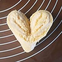 心形椰蓉面包#520,美食撩动TA的心!#的做法图解12