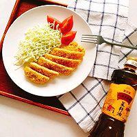 日式炸鸡排#金龙鱼外婆乡小榨菜籽油 我要上春碗#