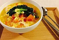 炒方便简单又美味的番茄鸡蛋面的做法