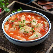 巴沙鱼番茄汤