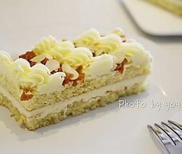 惊奇无比——咸奶油蛋糕的做法