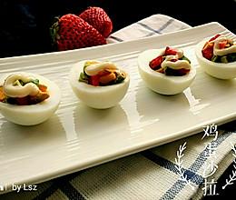 鸡蛋沙拉#急速早餐#的做法