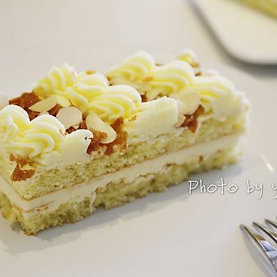 惊奇无比——咸奶油蛋糕