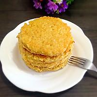 米饭煎饼#快速早餐#的做法图解4