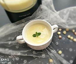 牛奶玉米汁#美的早安豆浆机#的做法