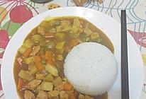 美味咖喱鸡肉~炎炎夏日开胃下饭首选菜系的做法