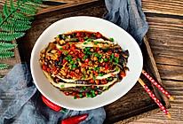 #花10分钟,做一道菜!#凉拌茄子的做法