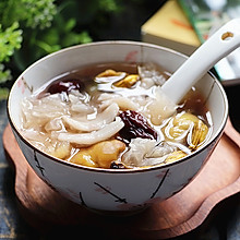 秋冬必吃的美味甜品,润肤润肺,补水防干燥,做法超简单!