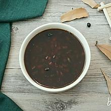 红豆黑豆粥