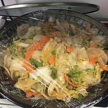 自制酸辣泡菜
