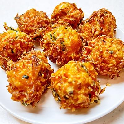 素菜丸子(胡萝卜)