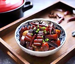 砂锅炖红烧肉的做法