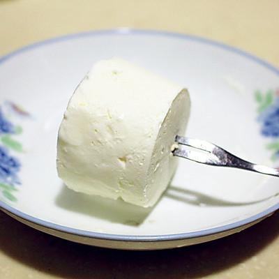 简单无添加的淡奶油雪糕冰淇淋