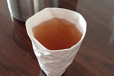 祛湿红豆薏米水(超简易版)