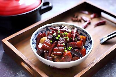 砂鍋燉紅燒肉