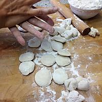 茴香肉末饺子-美味滴小年夜的做法图解8