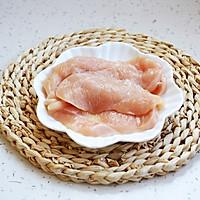 #肉食者联盟# 香煎鸡大胸嫩肉的做法图解2