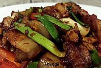 正宗四川回锅肉+#宴客拿手菜#的做法