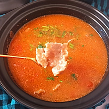 """#美食说出""""新年好""""#番茄牛肉汤"""