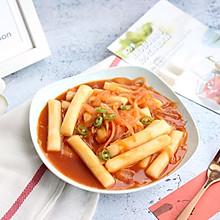 #钟于经典传统味#【韩式辣炒年糕】甜辣可口
