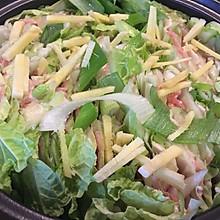 猪肉白菜卷