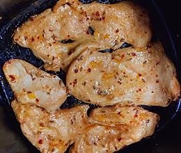 快手空气炸锅版鲜嫩减肥鸡胸肉的做法