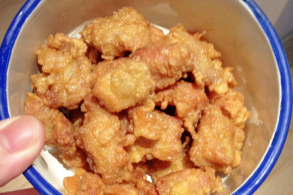 日式炸鸡块的做法