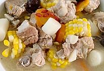 健脾胃山药玉米排骨汤的做法